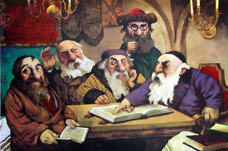 Talmud discussion